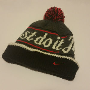 """Just Do It"" Nike Winter Beanie"
